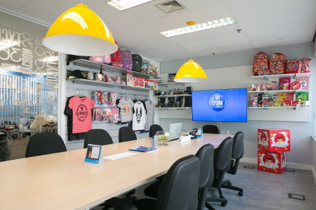 Empresa Produtos Sala